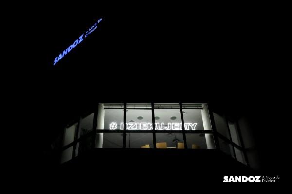 Biuro Sandoz w Warszawie, Sandoz Office in Warsaw